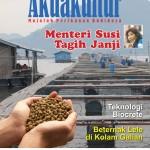 Menteri Susi Tagih Janji Pengusaha Pakan Ikan (Info Akuakultur Edisi April 2015)