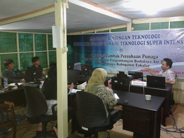 Sustainable development dalam Tambak Super Intensif