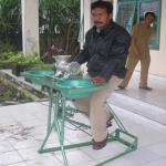 Sepeda Pencetak Pelet
