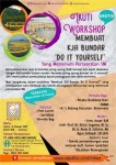 "Aquatec Gelar Workshop ""Membuat Keramba Jaring Apung Bundar Do It Yourself"""
