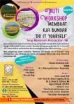 """Aquatec Gelar Workshop """"Membuat Keramba Jaring Apung Bundar Do It Yourself"""""""