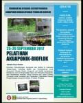 Pelatihan Akuaponik - Bioflok