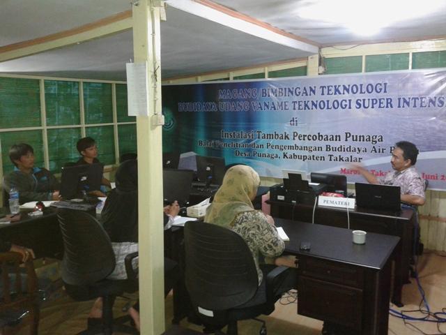 Sustainable development dalam Tambak Super Intensif