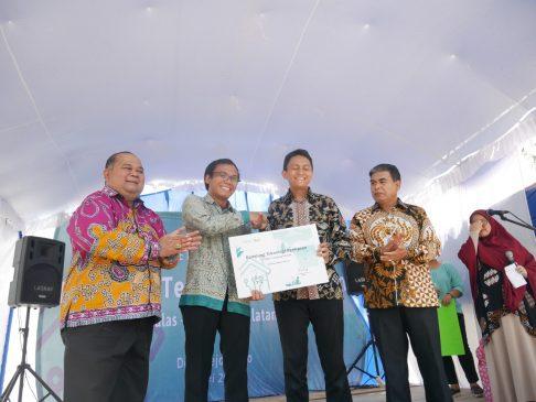 Kampung Teknologi Perikanan di Lampung Selatan