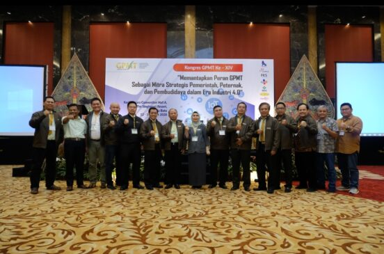 Mantapkan Peran GPMT di Era Industri 4.0